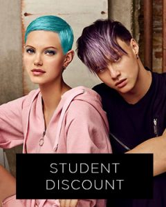 Student Discountat Ahead Hair Heswall
