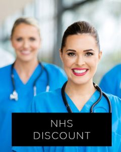 nhs Discount at Ahead Hair Heswall