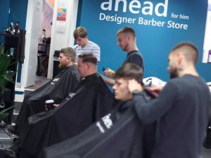 Hair Colour for Men Wirral Barbers