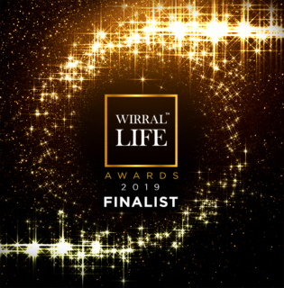 We've Scooped TWO Finalists Nominations at Wirral Life Awards 2019