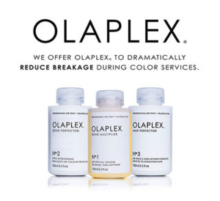 Olaplex Hair Treatments Now Available
