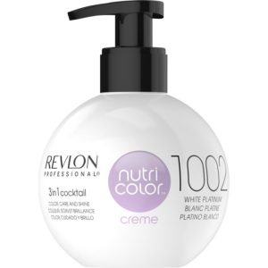 Revlon Nutri Colour Creme - 1002 White Platinum