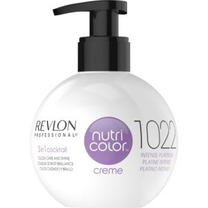 Revlon Nutri Colour Creme - 1022 Intense Platinum