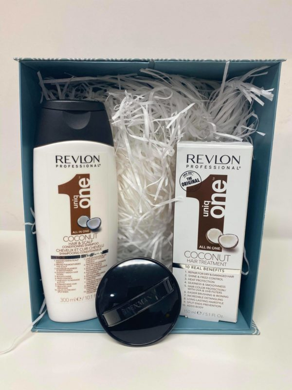 Revlon Uniq1 Coconut Box