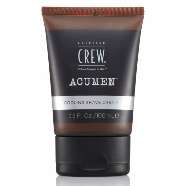 American Crew Acumen Cooling Shave Cream 100ml