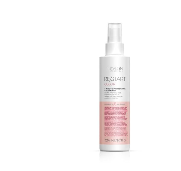 Revlon RE/START Color 1 Minute Protective Color Mist 200ml