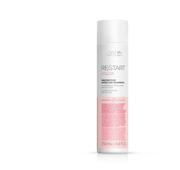 Revlon RE/START Color Protective Micellar Shampoo 250ml