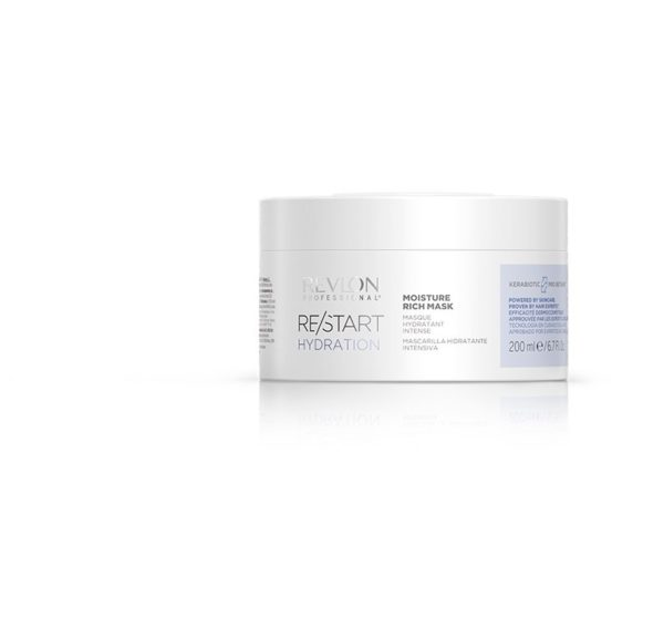 Revlon RE/START Hydration Moisture Rich Mask 200ml