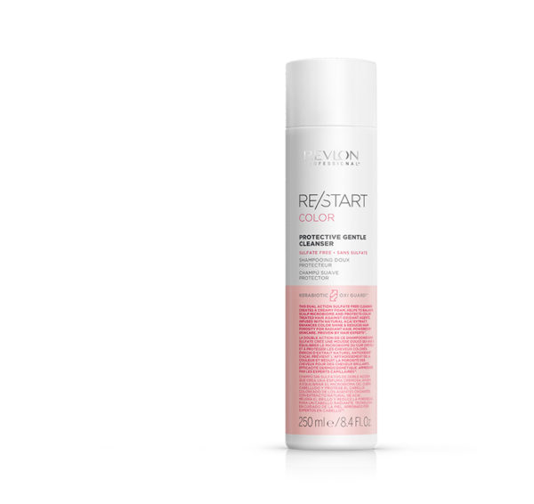 Revlon RE/START Color Protective Gentle Cleanser (Sulfate-Free) 250ml