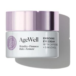 Arbonne AgeWell Enriching Eye Cream with Caffeine + Bakuchiol
