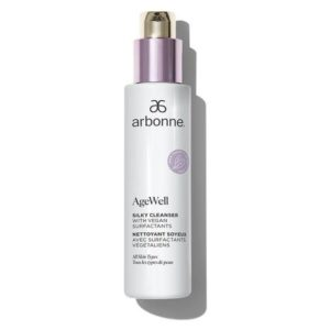 Arbonne AgeWell Silky Cleanser with Vegan Surfactants