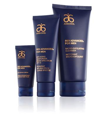 Arbonne RE9 Advanced for Men Set
