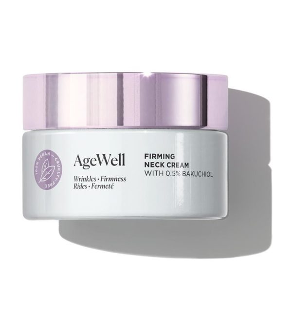 Arbonne AgeWell Firming Neck Cream with 0.5% Bakuchiol
