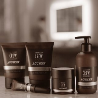 Ahead Barbershops are Offering 40% Off All American Crew Products!