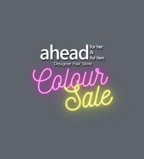 25% Off Colour Services Throughout The Whole Of June!