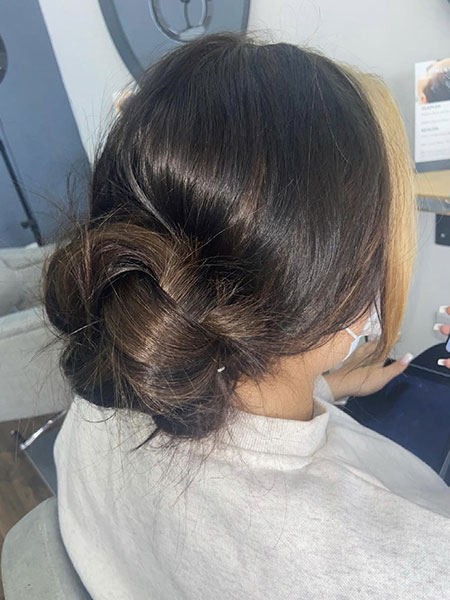 Special Occasion hair, wirral hairdressers