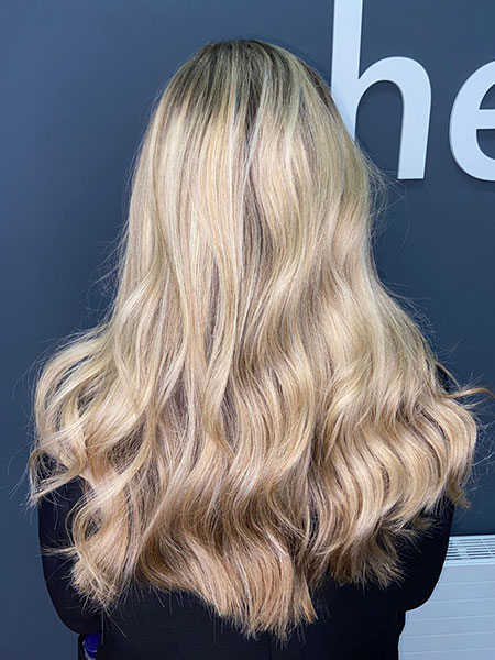 best balayage hairdressers wirral